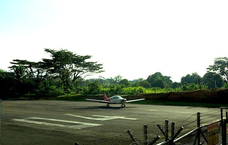Quepos Airport ©2016 HollyDayz