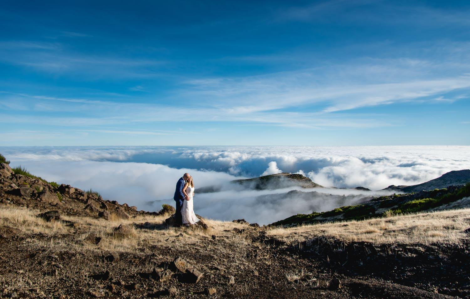 DESTINATION WEDDING ON FUNCHAL MADEIRA ISLAND, PORTUGAL © HollyDayz