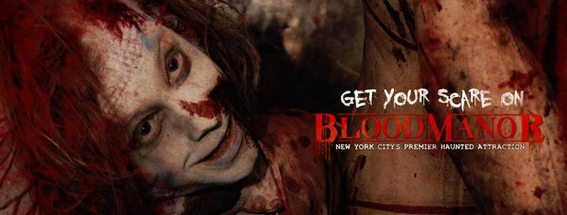 Blood Manor in New York City