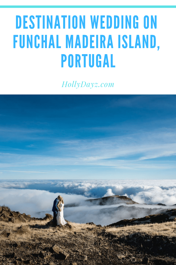 DESTINATION WEDDING ON FUNCHAL MADEIRA ISLAND, PORTUGAL © HollyDayz