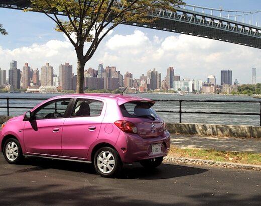 little car, big city © hollydayz
