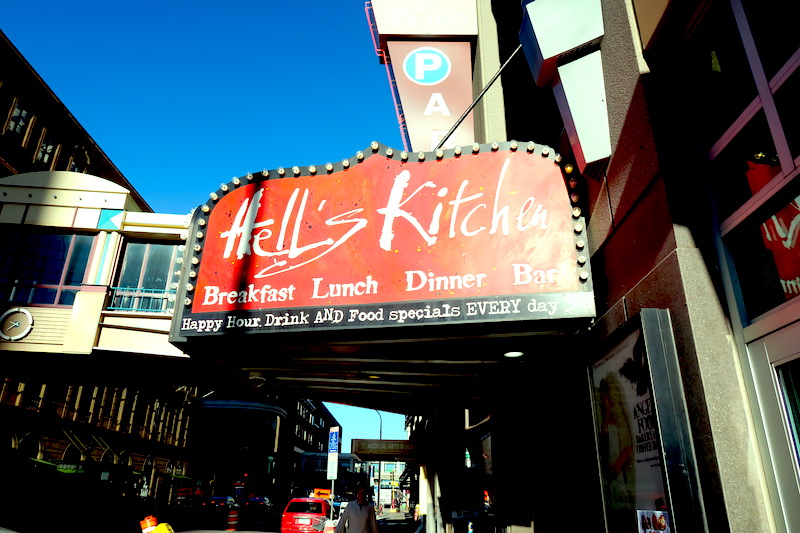 Hell's Kitchen in Downtown Minneapolis
