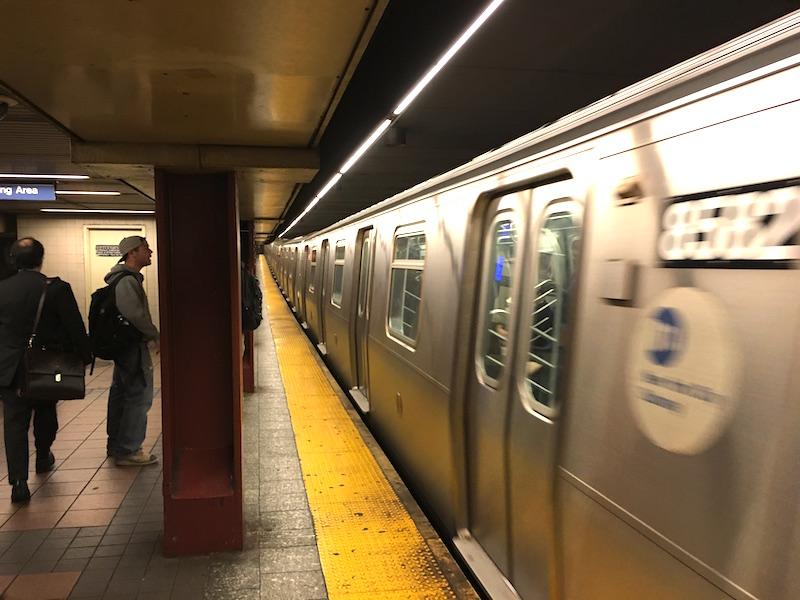 Navigating the NYC Subway