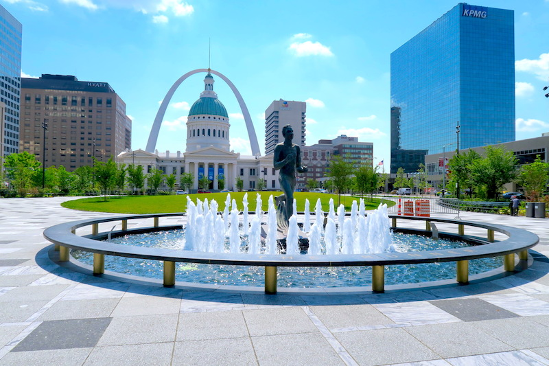 Spending a Day in St. Louis, Missouri