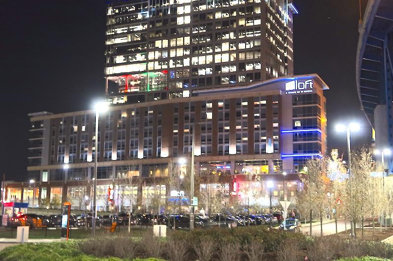 aloft Cleveland downtown ©hollydayz