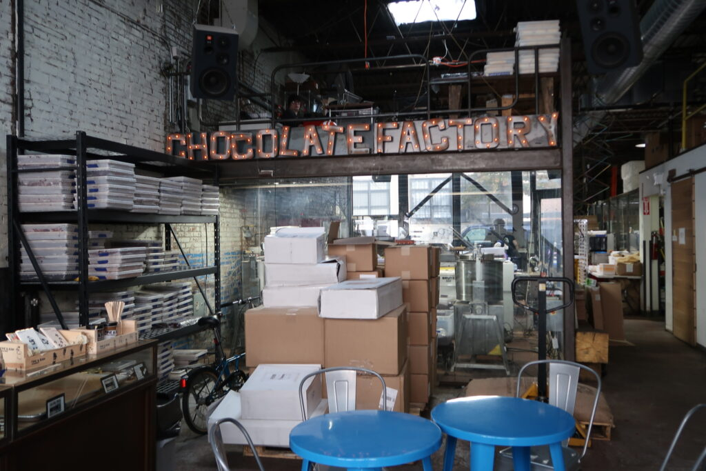 nyc hot chocolate © HollyDayz