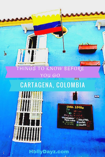 Things-To-Know-Before-You-Go Cartagena Colombia ©HollyDayz