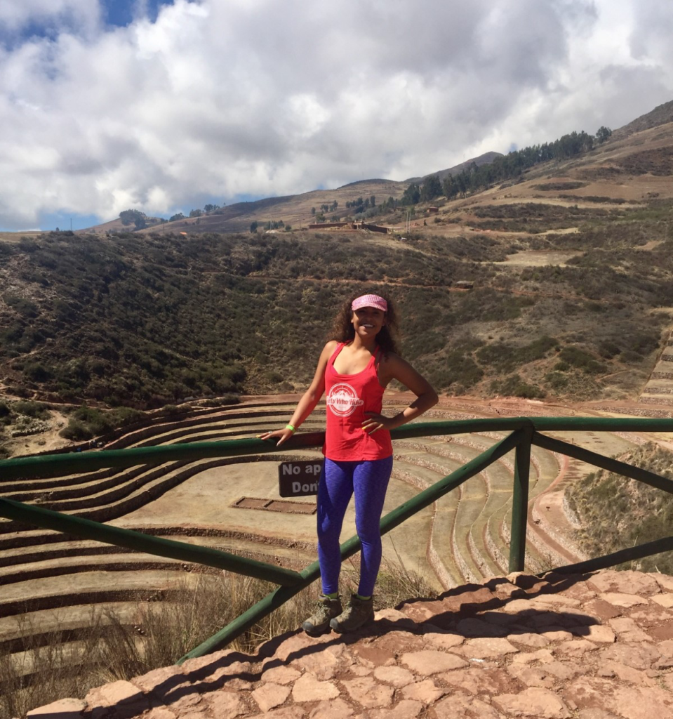 AFFORDING TRAVEL & HIKING WITH NOEL GIBSON