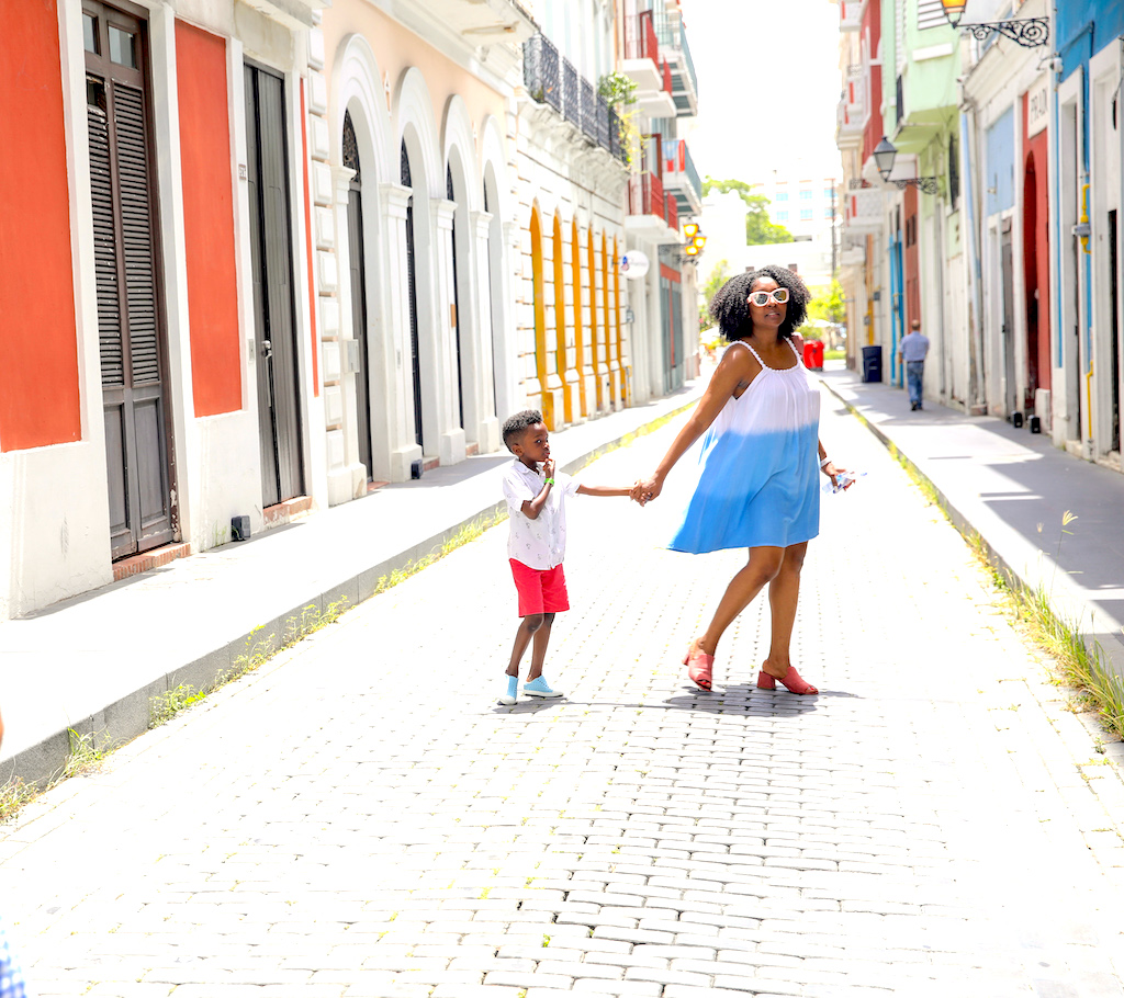 traveling with kids with adanna dill of rattles & heels