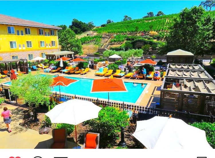 The Meritage Resort & Spa in Napa, California