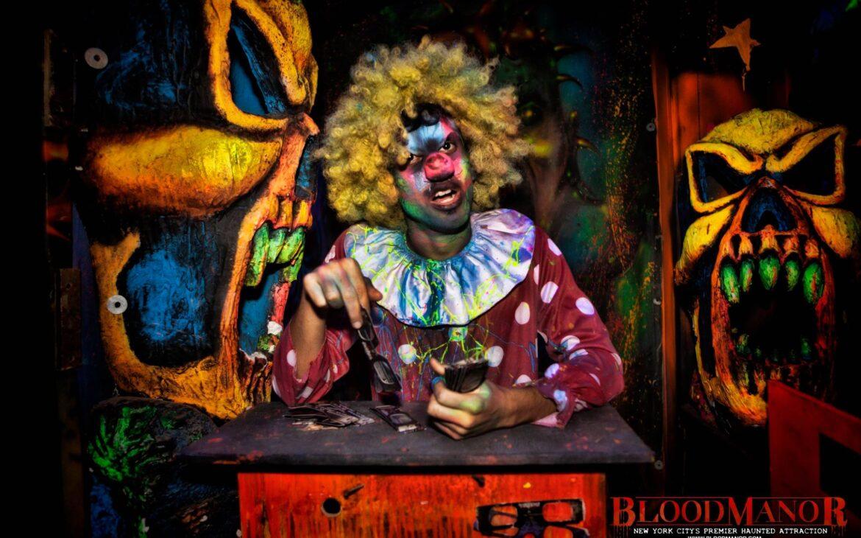 BLOOD MANOR IN NEW YORK CITY © HollyDayz