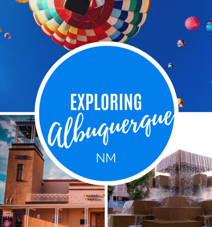 exploring albuquerque, new mexico © hollydayz