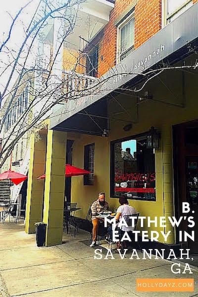 B.-Matthews-Eatery savannah, ga ©hollydayz