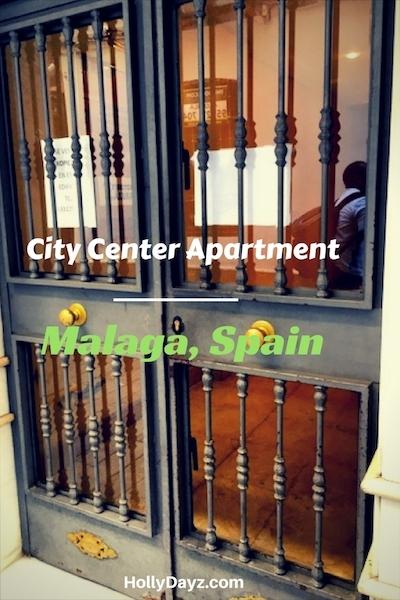 City-Center-Apartment malaga, spain ©hollydayz
