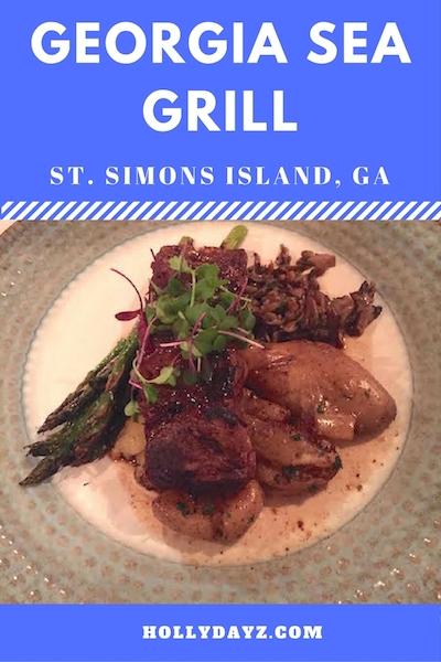 georgia sea grill st simons island, ga ©hollydayz