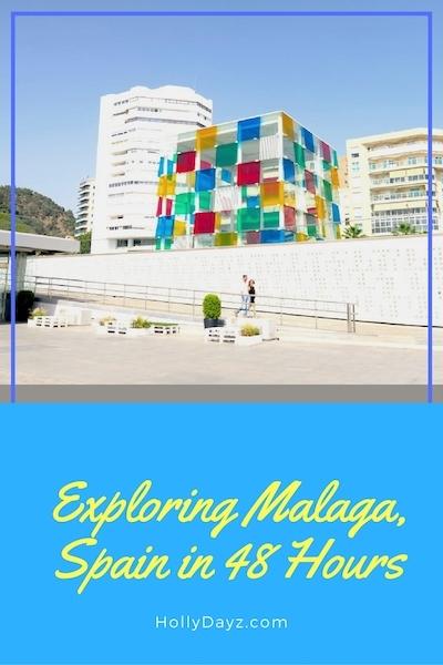 exploring malaga spain in 48 hours ©hollydayz