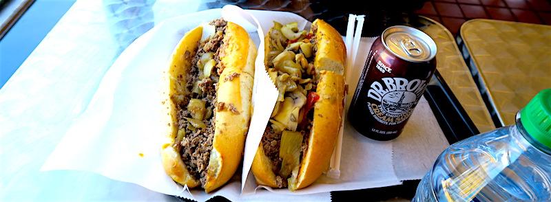 Jim Steaks in Philadelphia, PA ©HollyDayz