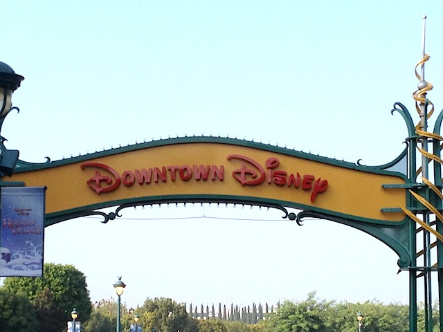 Things To Do In Downtown Disneyland, California