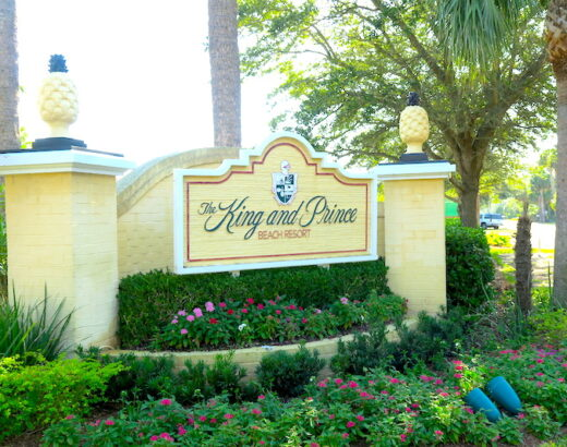 THE KING AND PRINCE BEACH & GOLF RESORT ON ST. SIMONS ISLAND, GA ©hollydayz