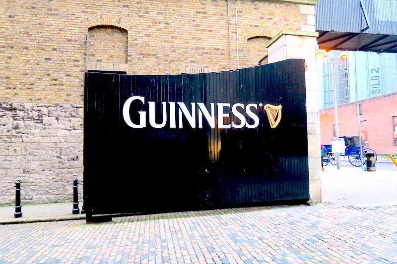 Visiting the Guinness Storehouse in Dublin, Ireland