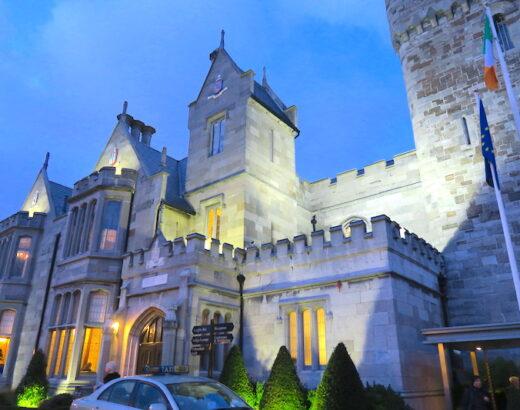 Clontarf Castle-Hotel Dublin Ireland © HollyDayz