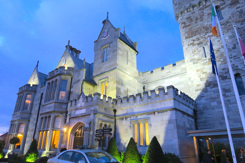 Staying At Clontarf Castle Hotel in Dublin, Ireland
