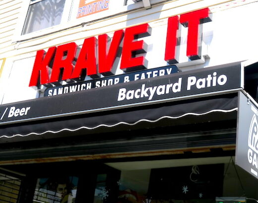 krave it bayside, new york © hollydayz