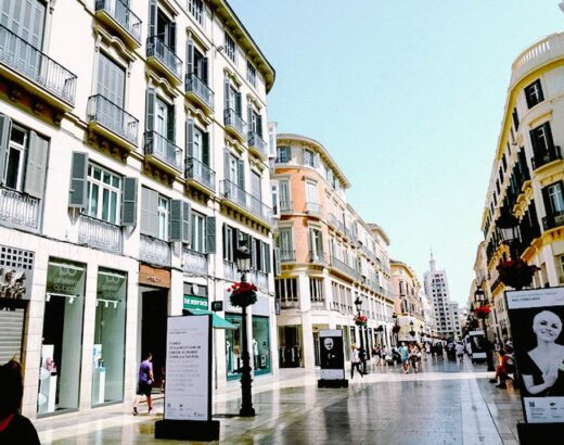 exploring malaga spain in 48 hours ©hollydayz