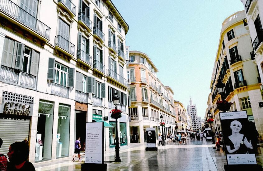 48 Hours Exploring The City Of Malaga, Spain