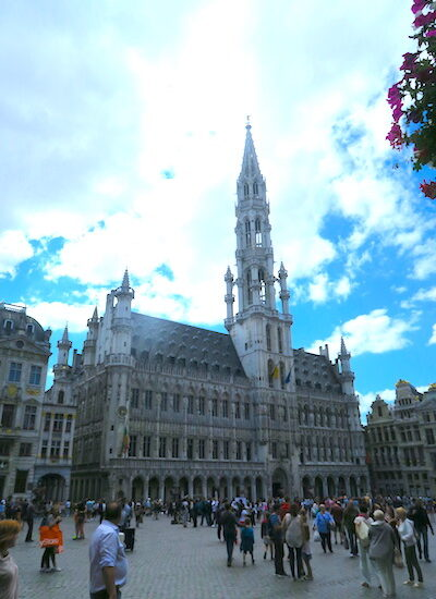 How to Spend 36 Hours in Brussels, Belgium