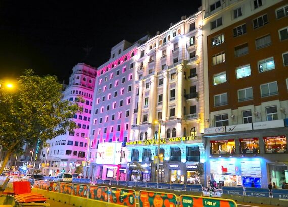 GRAN VIA APARTMENT IN MADRID, SPAIN