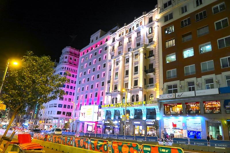 Tour of Gran Via Apartment in Madrid, Spain