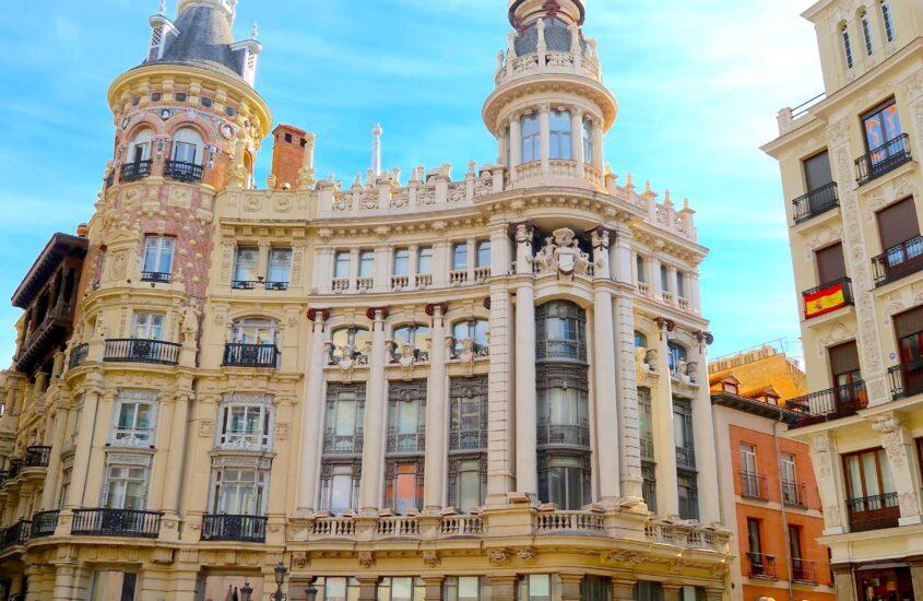 Spending 24 Hours in Madrid, Spain