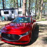 Road-trip to Chincoteague Island, VA in the Mazda3 Sedan