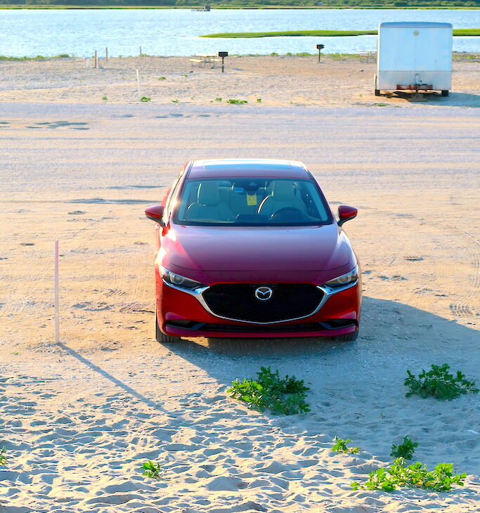 ROAD-TRIP TO CHINCOTEAGUE ISLAND, VA IN THE MAZDA3 SEDAN ©hollydayz