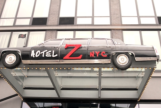Review: Z NYC Hotel in LIC, New York