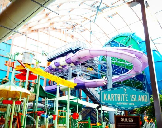 THE KARTRITE RESORT AND INDOOR WATERPARK ©hollydayz