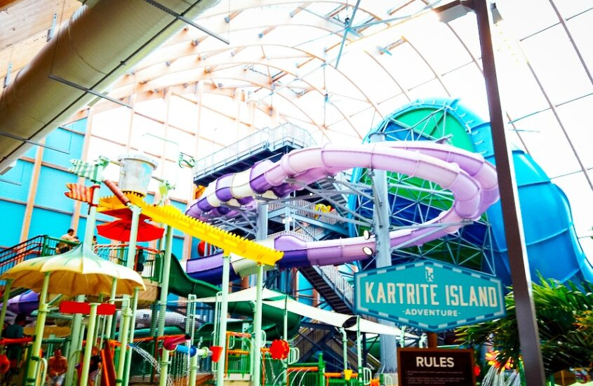 The Kartrite Resort and Indoor Waterpark