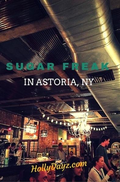 Sugar-Freak in astoria, ny ©hollydayz