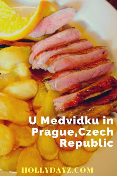 U-Medvidku-in-Prague-Czech-Republic ©hollydayz