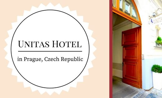 unitas hotel in prague, czech republic ©hollydayz