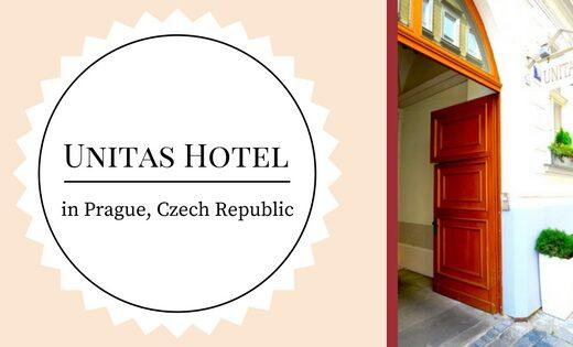 unitas hotel in prague, czech republic ©hollydayz