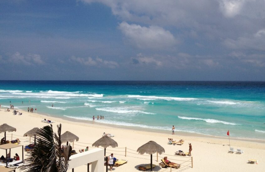 A Few Days in Cancun at the Grand Oasis