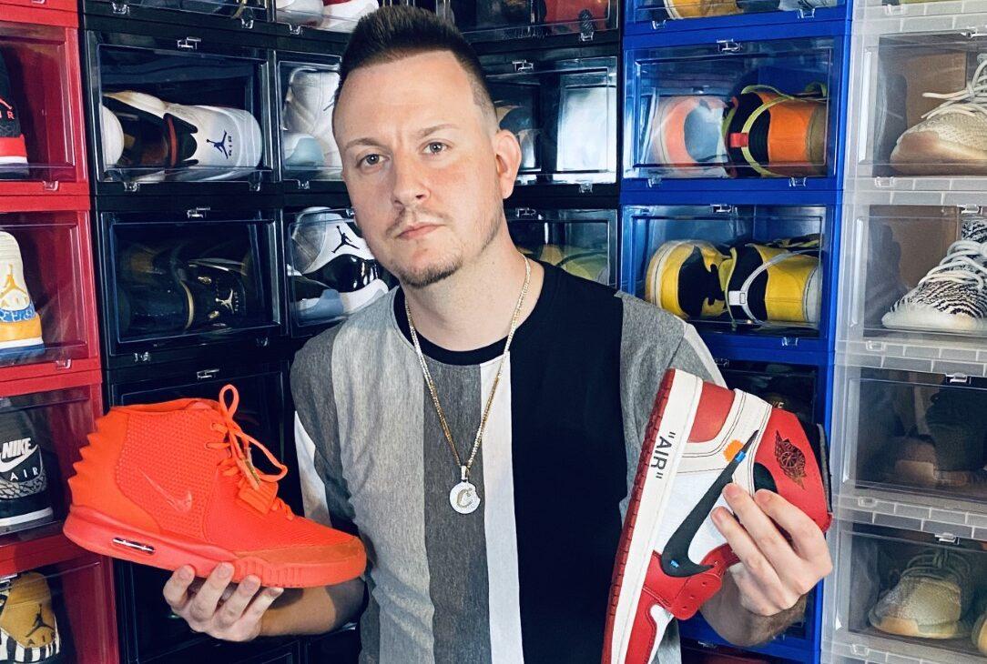 a sneaker collector ©hollydayz