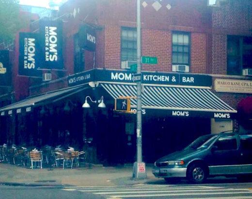 moms kitchen astoria, new york ©hollydayz