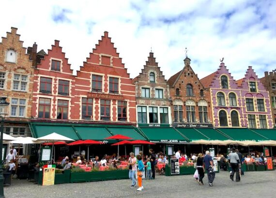 a day trip to bruges, belgium ©hollydayz