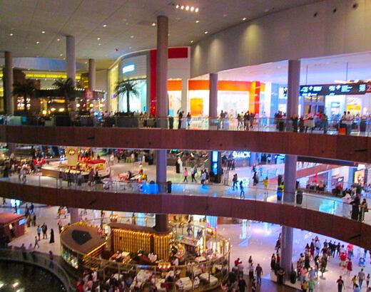 experience the dubai mall © hollydayz