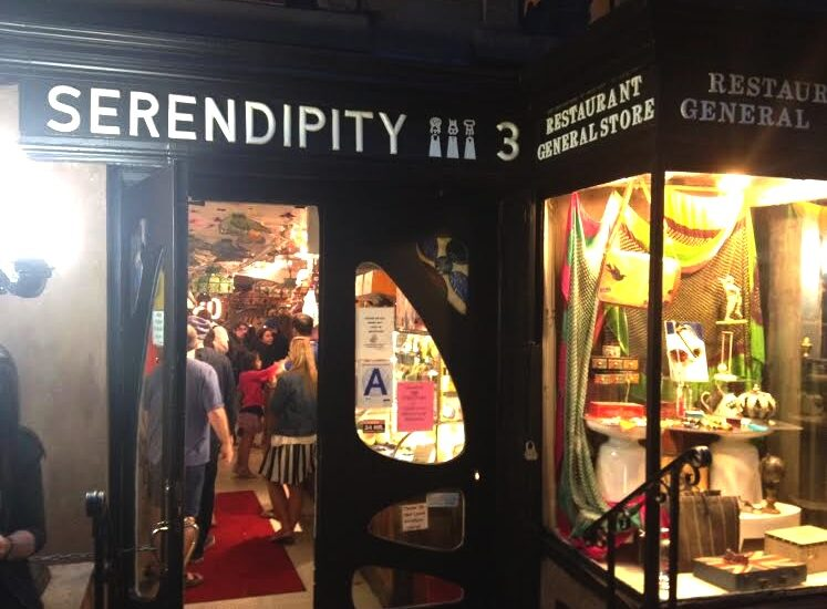 Serendipity 3… AMAZING!