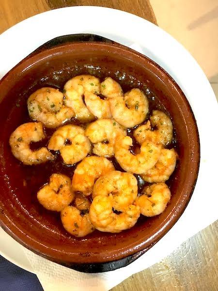Eating-at-Puro-Pescaito malaga, spain ©hollydayz