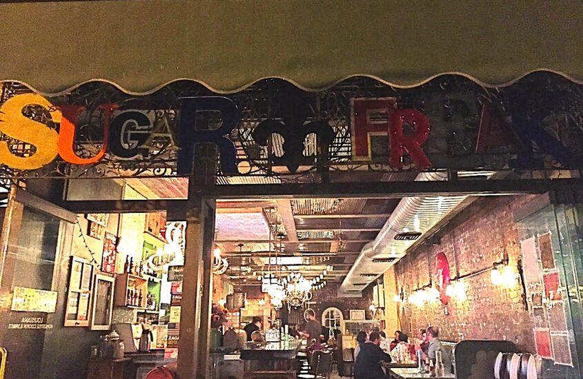 Sugar Freak in Astoria, New York